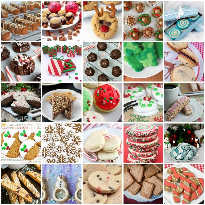 Christmas Cookies that are pretty enough to give as gifts