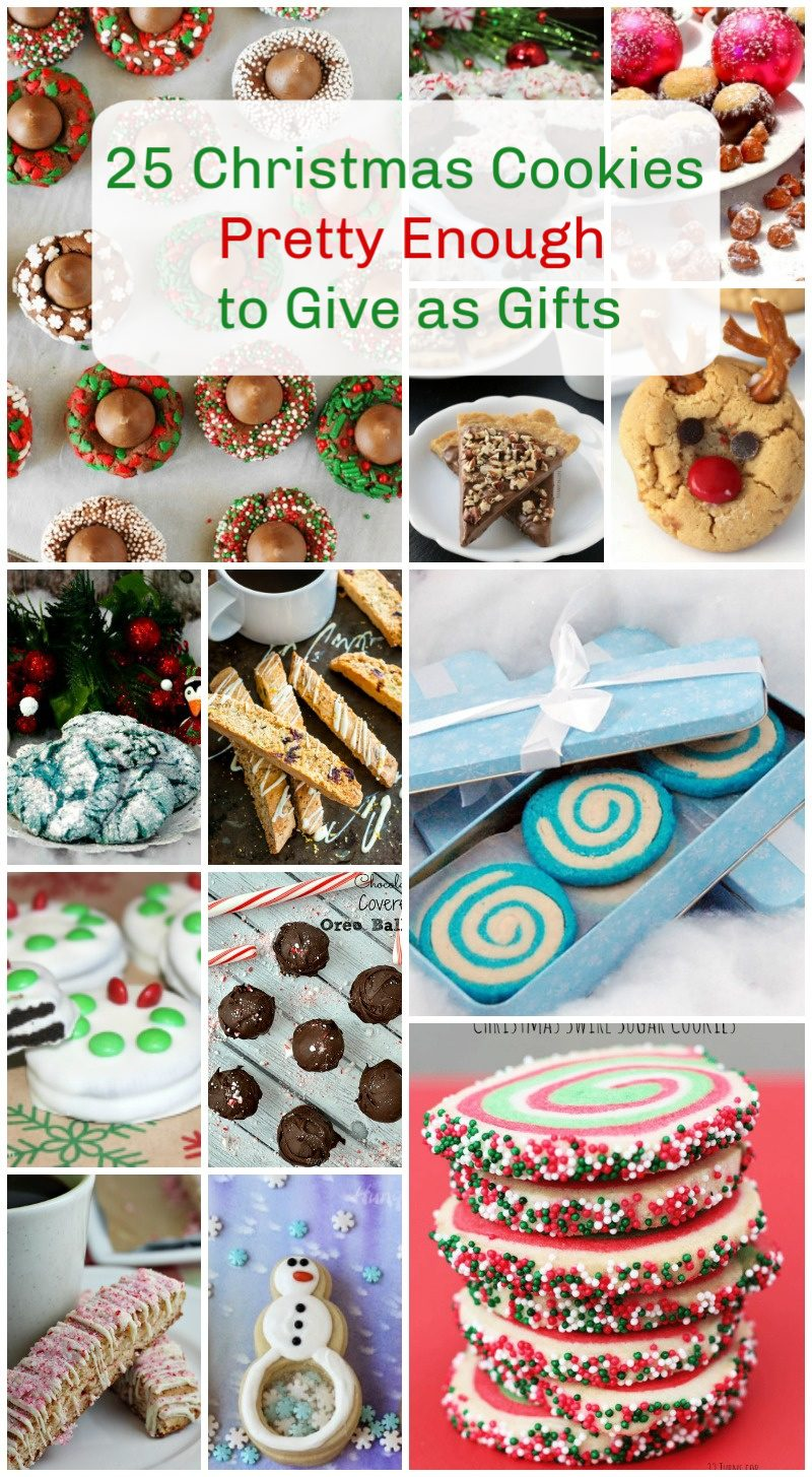 If you want cookies that are good enough to give as gifts, these are the perfect place to start! Of course, you can also just keep them for yourself! I wouldn't judge!