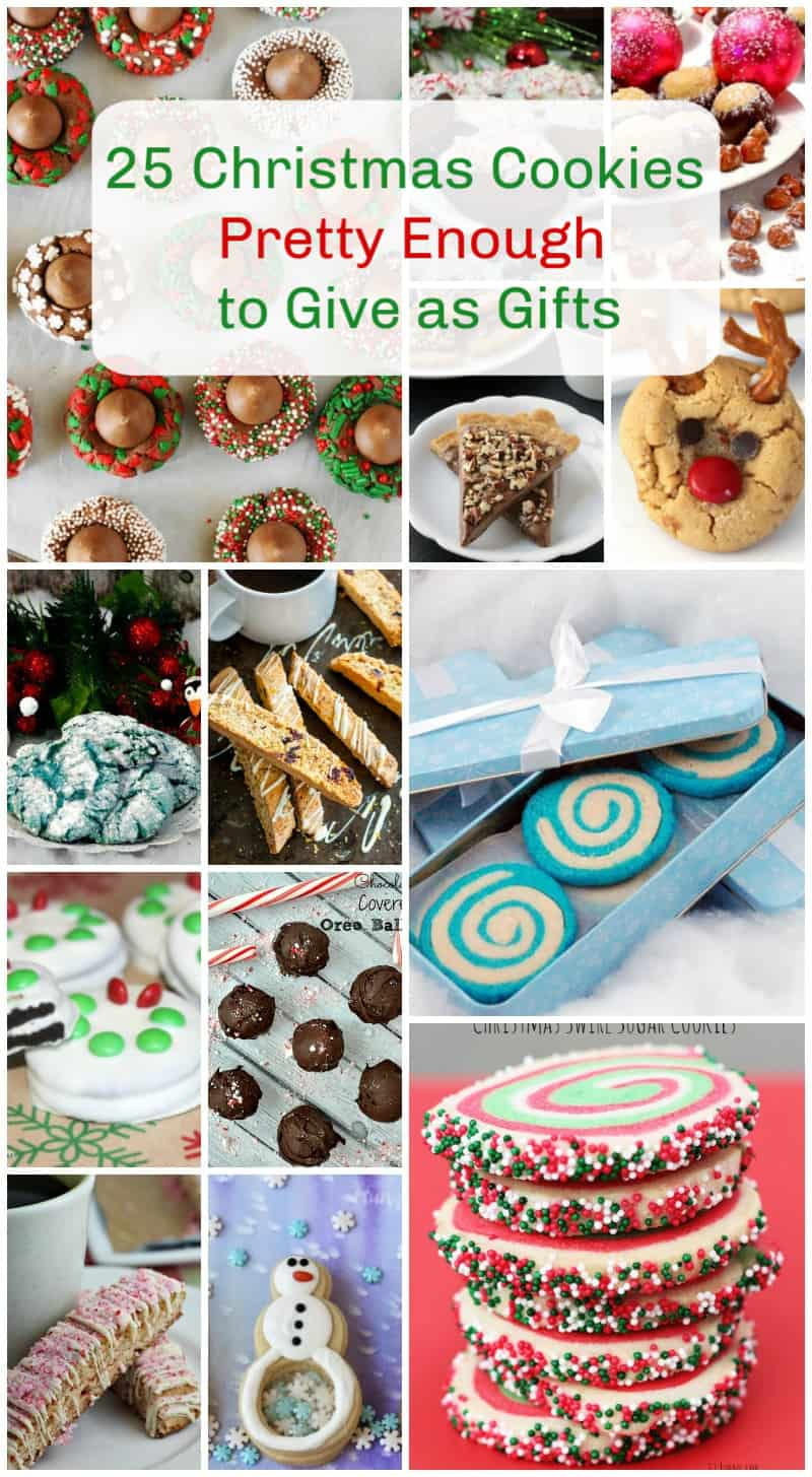 If you want cookies that are good enough to give as gifts, these are the perfect place to start! Of course, you can also just keep them for yourself! I wouldn\'t judge!