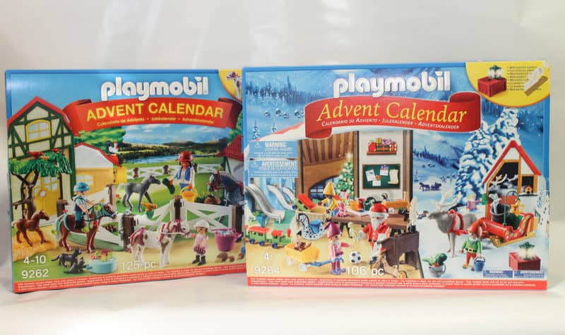 Make the Countdown to Christmas More Exciting with Playmobil Advent Calendars!