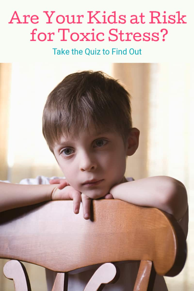 Are your children at risk for toxic stress? Learn more about adverse childhood experiences and take the ACEs quiz to find out.