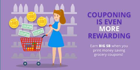 Earn BIG At The Register When You Use Swagbucks Coupons!