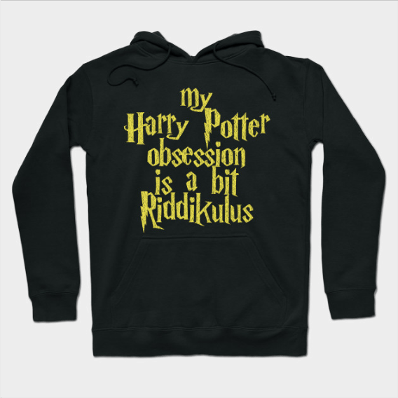 My Harry Potter Obsession hoodie