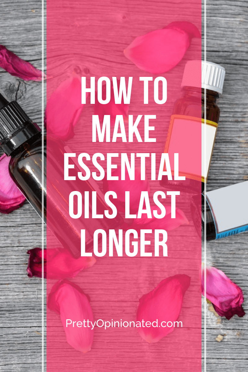 How long do essential oils last before they expire? Read this to find out. Plus get tips on how to increase the shelf life of essential oils!
