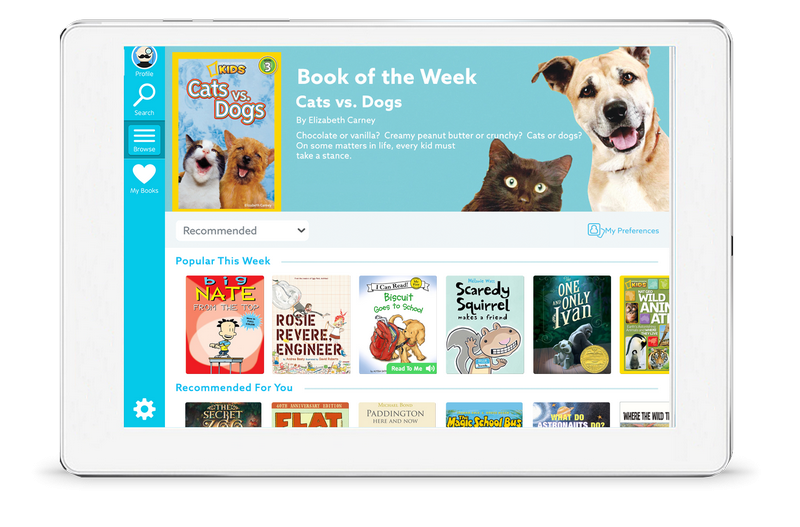 """Epic on Android White Give Kids an """"Epic!"""" Gift of Reading That Keeps Giving All Year Long (Great Last-Minute Gift Idea)"""