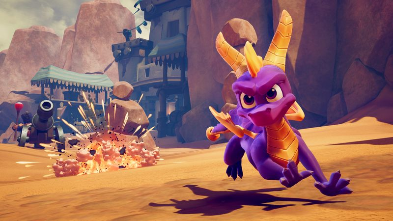 SRT Launch Pack1 Spyro Reignited Trilogy is Our Pick for Game of the Year!