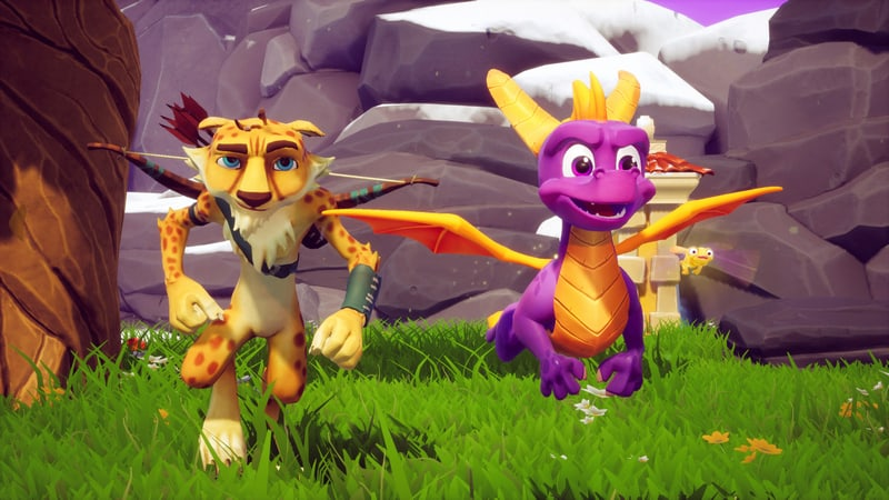 Spyro Reignited Trilogy is Our Pick for Game of the Year!