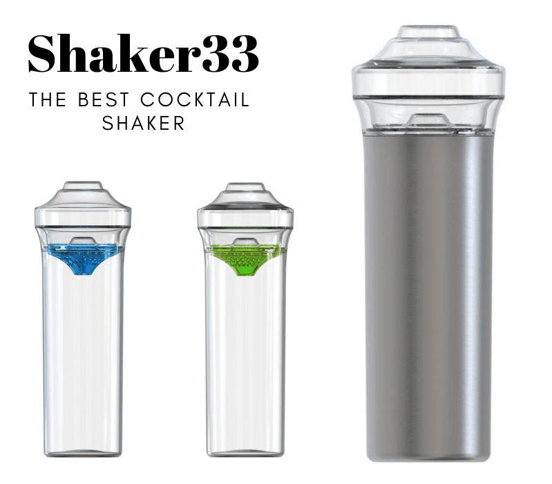 Shaker33 2018 Holiday Gift Guide