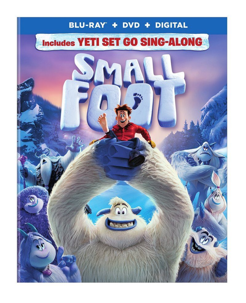 Looking for a great family flick to watch together on Christmas Eve? Grab your copy of Smallfoot, now available on Blu-Ray and Digital! Read on to learn all about it, plus enter for a chance to win your own Smallfoot Blu-Ray Combo pack!