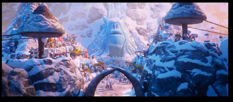 Smallfoot Movie Stills a Smallfoot is Now on Blu-Ray & Digital & It Is Adorable!