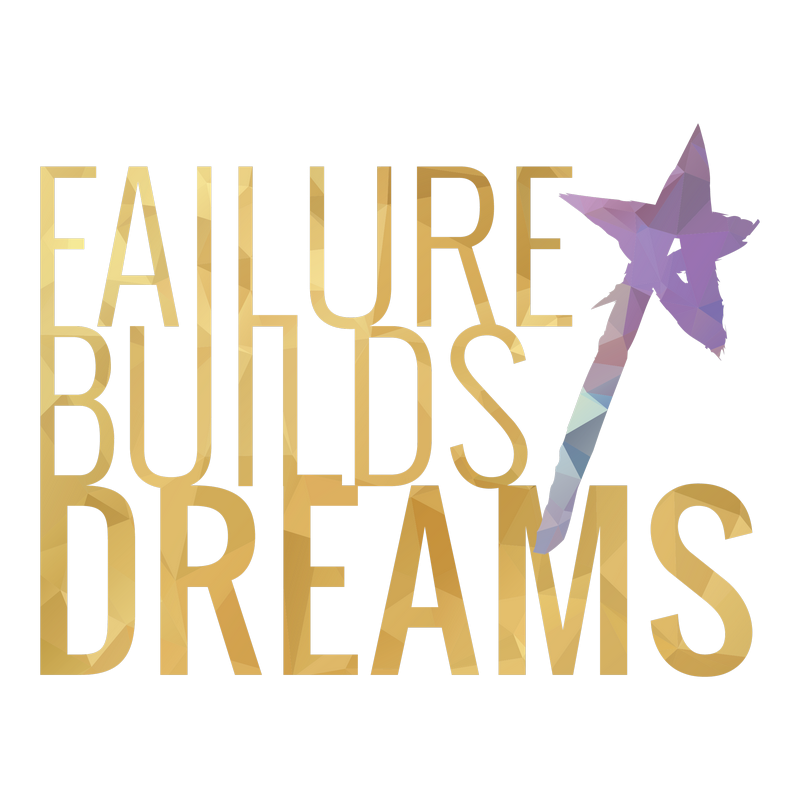 Motivational Quotes | Failure Builds Dreams