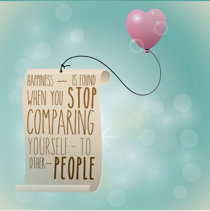 Motivational Quotes | Stop comparing yourself to other people!