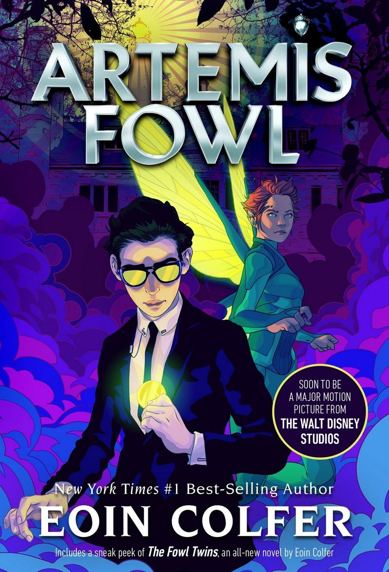 Celebrate the re-release of every Artemis Fowl book (with gorgeous new covers!) and check out my top 10 favorite criminally clever yet inspirational quotes from the series! #ArtemisFowl