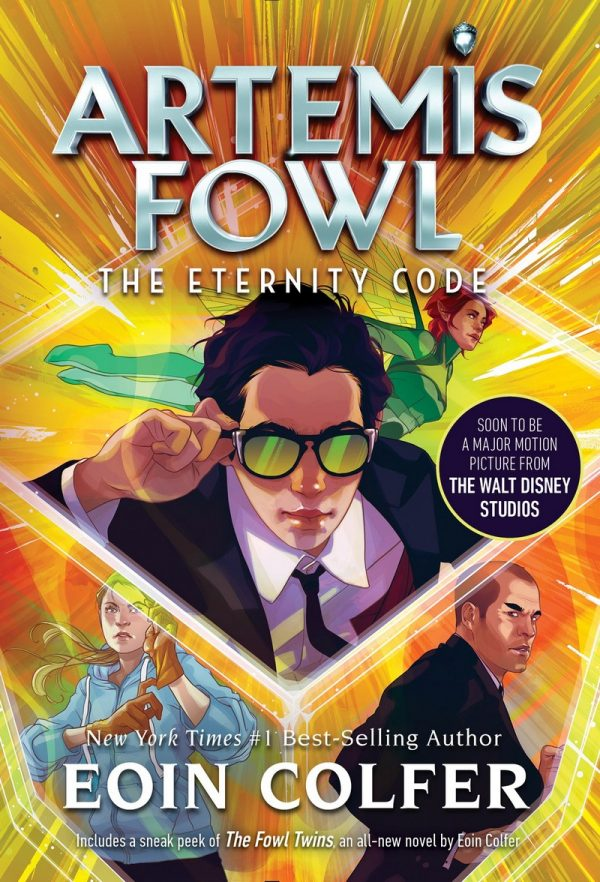 ArtemisFowl3 10 Criminally Clever & Inspirational Artemis Fowl Quotes