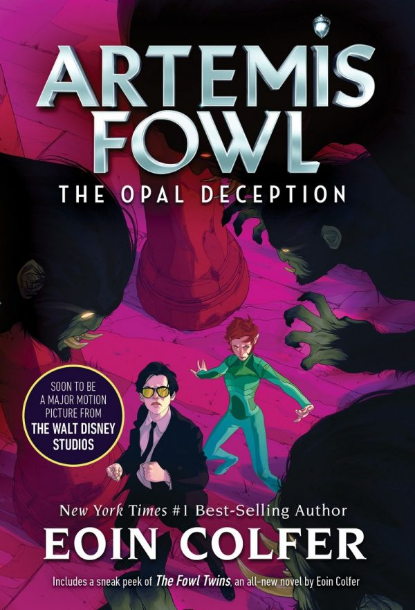 ArtemisFowl4 10 Criminally Clever & Inspirational Artemis Fowl Quotes