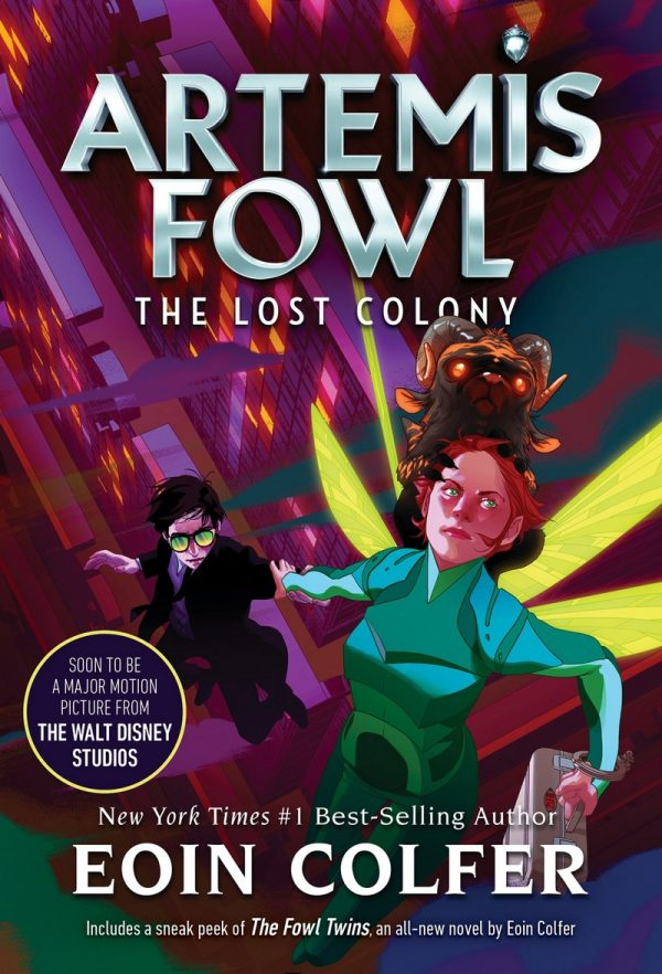 ArtemisFowl5 10 Criminally Clever & Inspirational Artemis Fowl Quotes