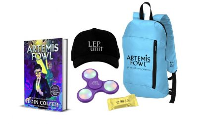 10 Criminally Clever & Inspirational Artemis Fowl Quotes (+ Giveaway!)