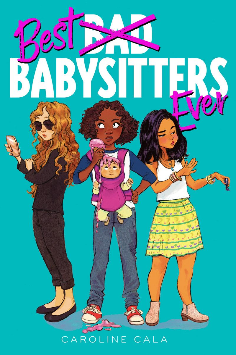 Best Babysitters Ever is a hilarious new book for tweens and a must-read for fans of the Babysitters Club series! Check it out!