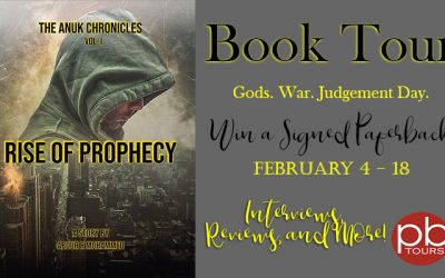Rise of Prophecy Giveaway: Win a Signed Paperback!