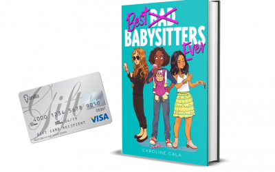 Best Babysitters Ever is a Hilarious New Book for Tweens (+ $50 Visa Gift Card Giveaway!)