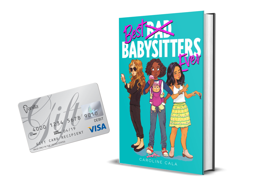 Best Babysitters Ever is a Hilarious New Book for Tweens