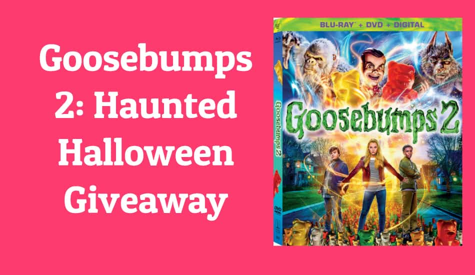 Goosebumps 2: Haunted Halloween Review (with Giveaway)