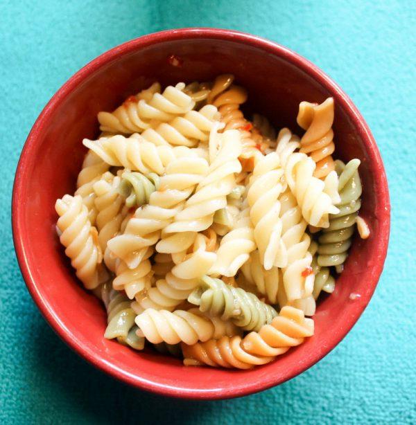 3-ingredient Suddenly Salad Italian copycat recipe