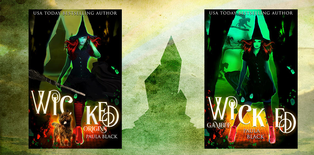 Wicked Origins and Wicked Gambit Now Available (+ $25 Amazon GC Giveaway)