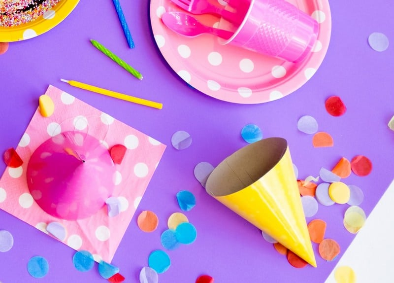 10 Tips for Throwing a Kid's Birthday Party on a Super Tight Budget