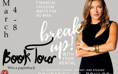 Break Up With Your Rental Book Tour (+ Giveaway)