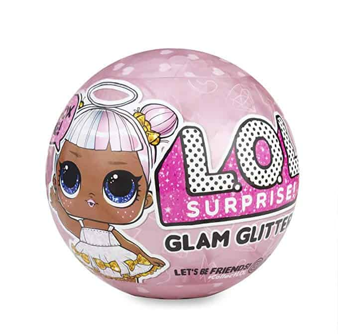 LOL glam glitter 2019 Easter Gift Guide