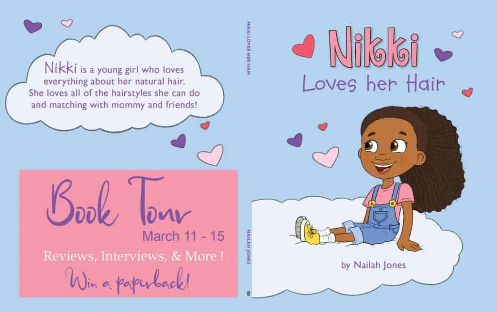 """""""Nikki Loves Her Hair"""" Teaches Kids to Be Proud of Who They Are (with Giveaway)"""