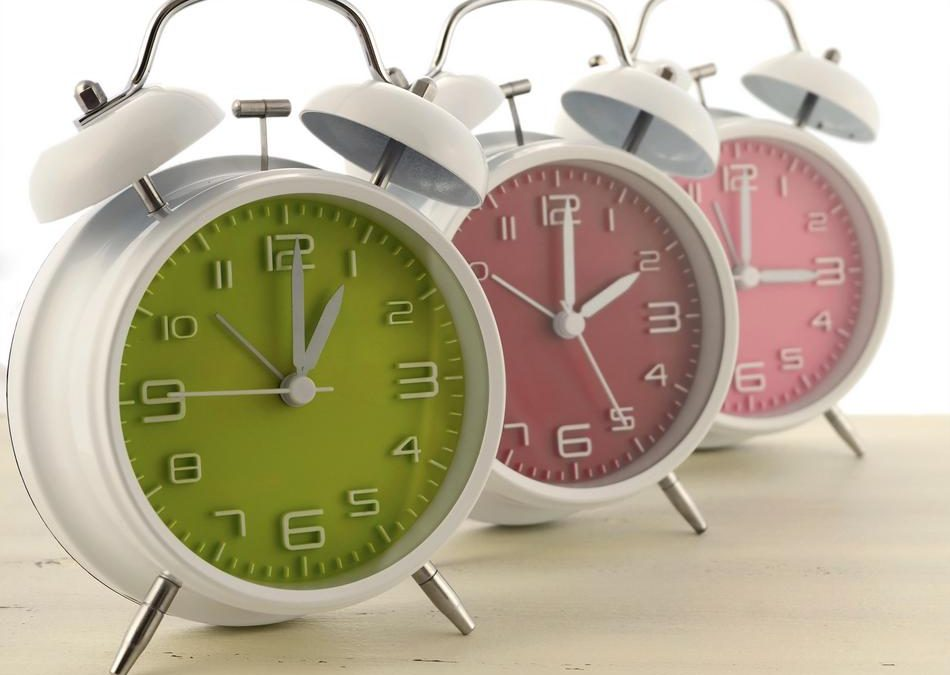 5 Tips to Help You Cope with Daylight Saving Time
