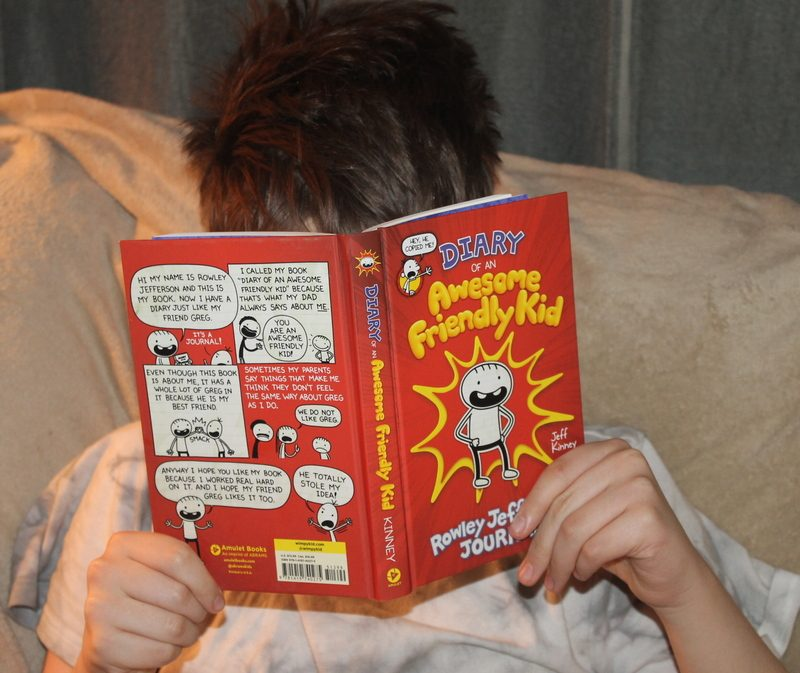 Diary of an Awesome Friendly Kid J Your Awesome Friendly Kid Will Devour This New Diary of a Wimpy Kid Spin-Off!