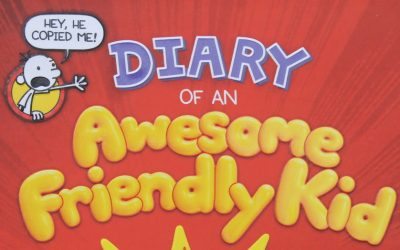 Your Awesome Friendly Kid Will Devour This New Diary of a Wimpy Kid Spin-Off!