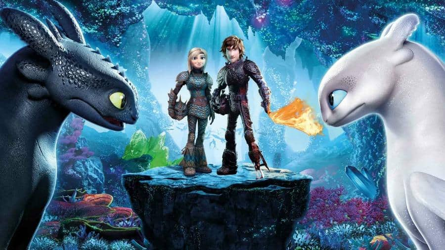 How to Train Your Dragon: The Hidden World Blu-ray Combo Pack Giveaway