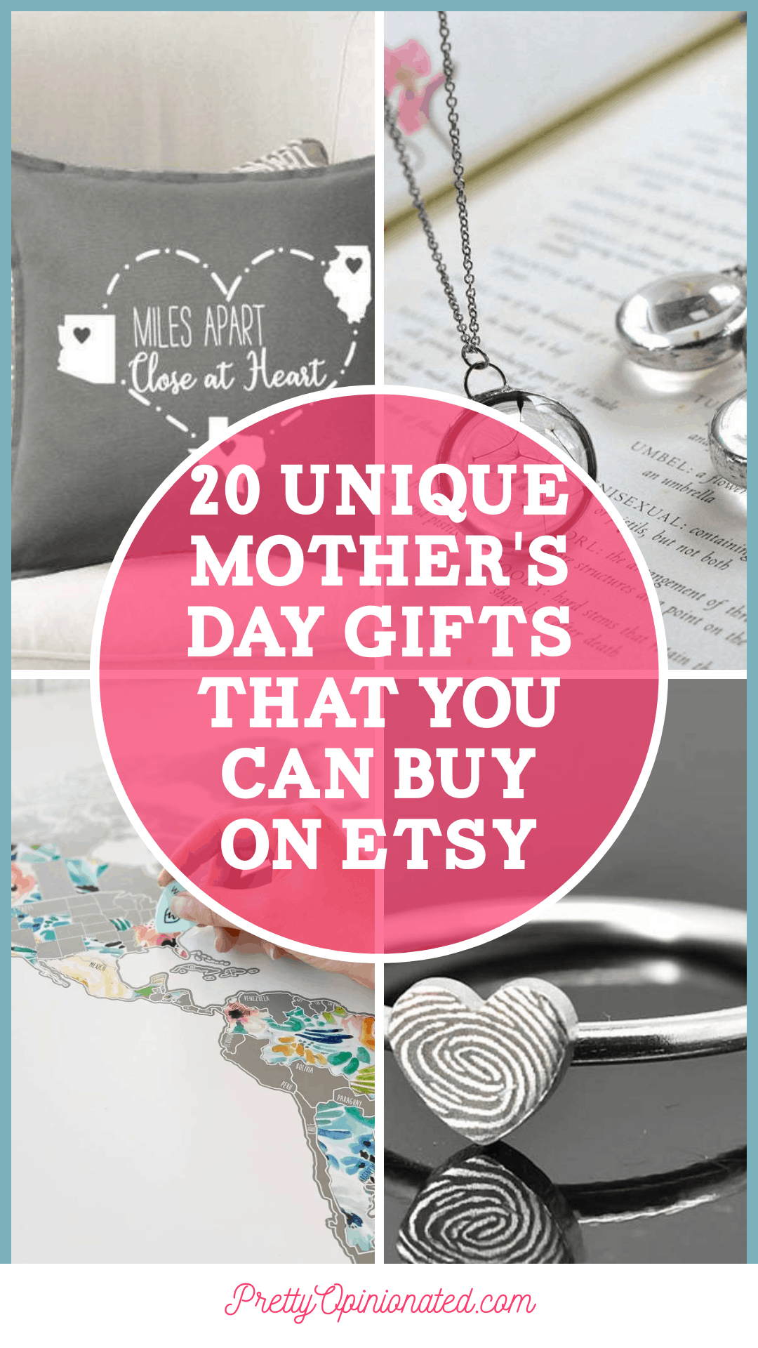 Unique mothers day gifts on etsy 1 20 Unique Mother's Day Gifts That You Can Buy on Etsy