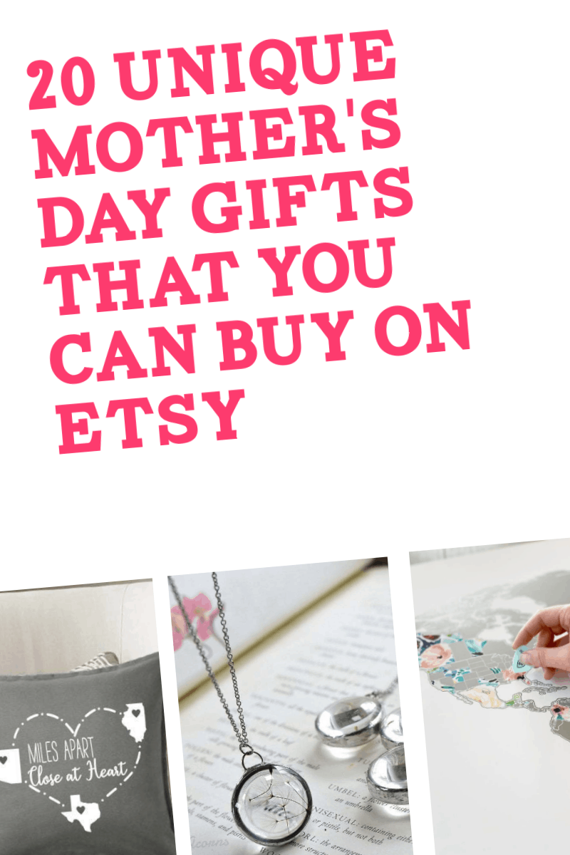 Unique mothers day gifts on etsy 2 20 Unique Mother's Day Gifts That You Can Buy on Etsy