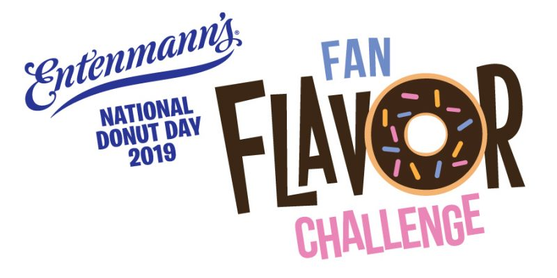 Create the Next Entenmann's Donut for a Chance to Win $5,000
