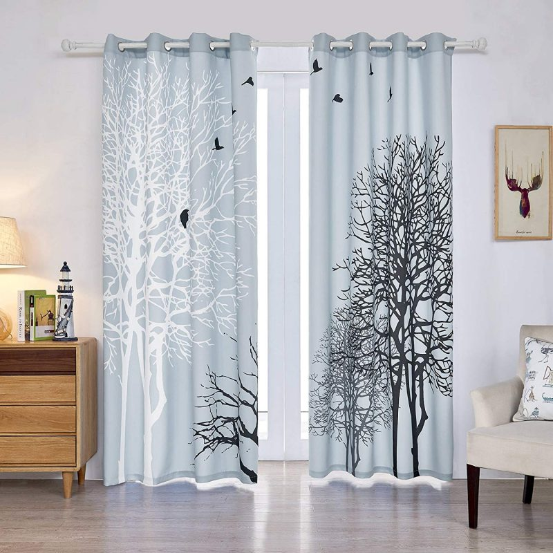 Fassbel Window Curtains These Curtains with Personality Will Instantly Make Over Your Room!