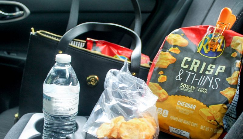 RITZ Crisp and Thins Crackers 10 of 14 10 Money-Saving Road Trip Tips for a Cheap (Yet Fun!) Vacation