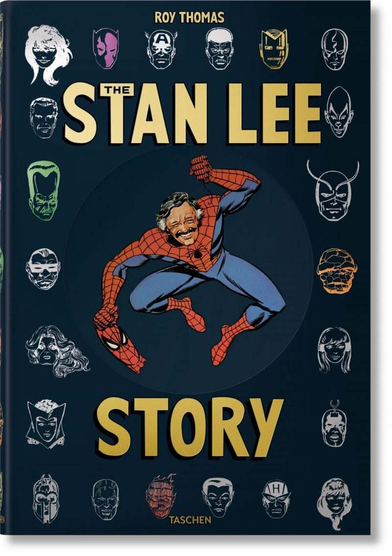 The Stan Lee Story XXL Hardcover – July 16, 2019 by Roy Thomas