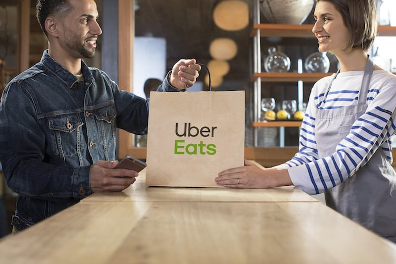5 Reasons Why Uber Eats Will Become Your New Best Friend
