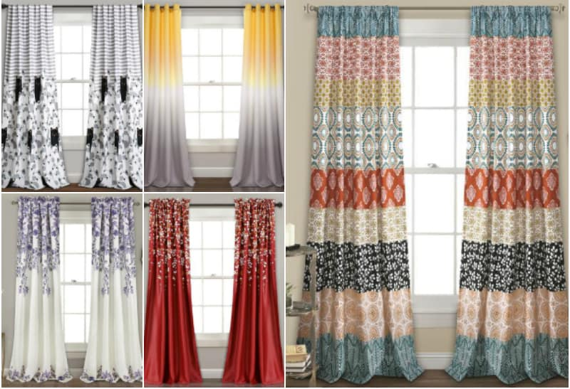 These Curtains with Personality Will Instantly Make Over Your Room!