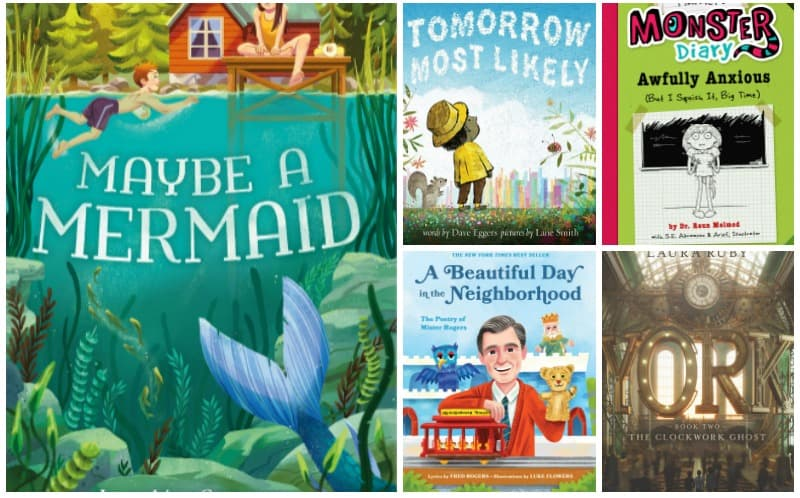 50 Summer Reading Books for Kids in Elementary School