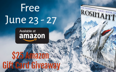Rosinanti (A Ya Book for Dragon Lovers) is Currently FREE on Amazon