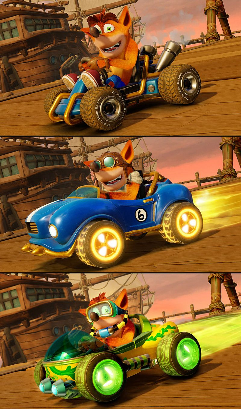 It's Time to Get Fast & Fur-ious with Crash Team Racing Nitro-Fueled