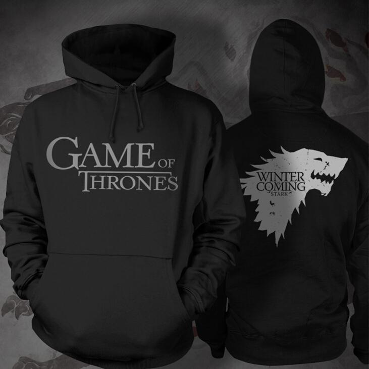 Game of Thrones Hoodie 2019 Dads & Grads Gift Guide