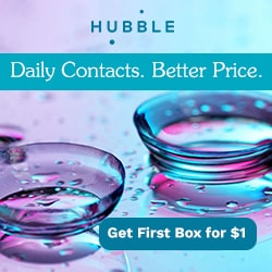 Hubble Contacts 2019 Dads & Grads Gift Guide