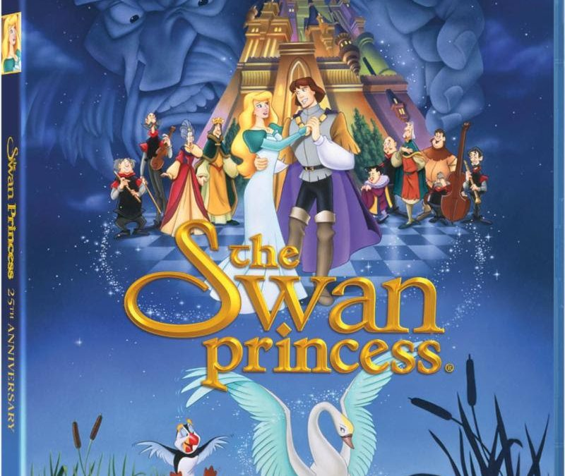 Celebrate the 25th Anniversary of The Swan Princess & Check out the Latest Chapter
